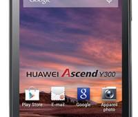 Los móviles más vendidos: Huawei Ascend Y300