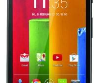Los móviles más vendidos: Motorola Moto G